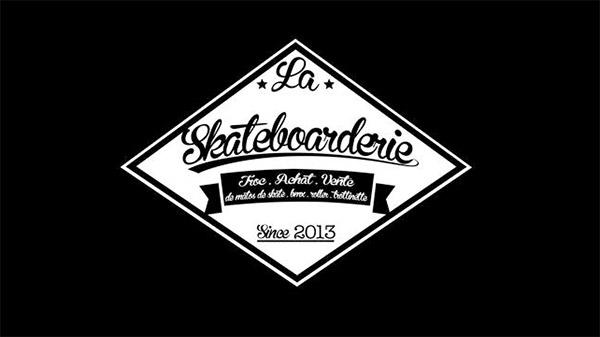 la skateboarderie