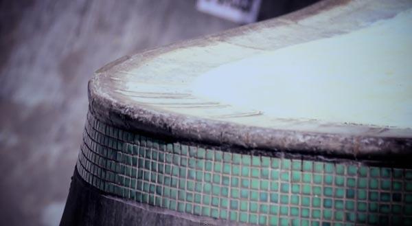 bowl de skate de Pedro Barros à Florianópolis au Brésil : cooping