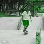 Skatepark de Magny Les Hameaux - Yvelines 78 : fun box