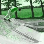 Skatepark de Magny Les Hameaux - Yvelines 78