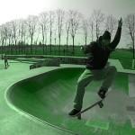 Skatepark de Magny Les Hameaux - Yvelines 78 : bowl