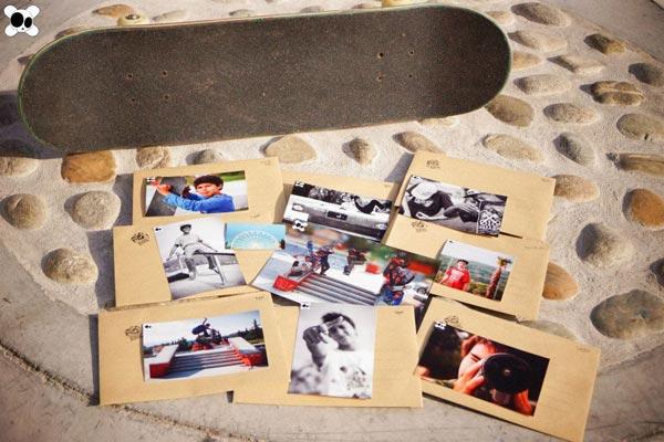 stage skateboard sud france : album photos