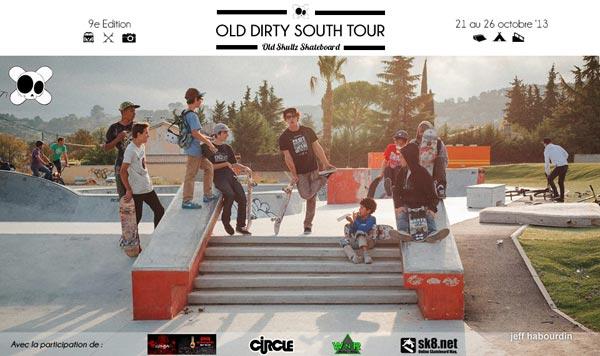 stage skateboard sud france : photo groupe skatepark