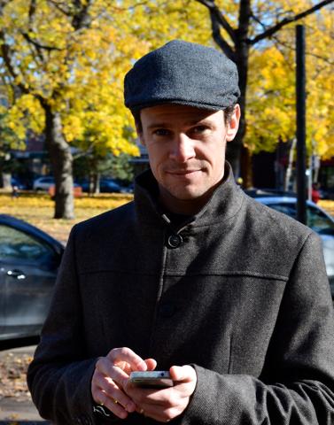 Portrait de Julien Laurent