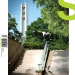 The skateboard mag 124