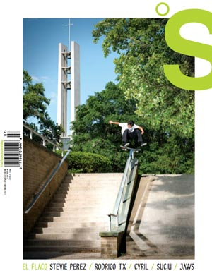 the skateboard mag 124 : magazine de skate