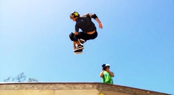 Bucky Lasek bowl rider : Mute air