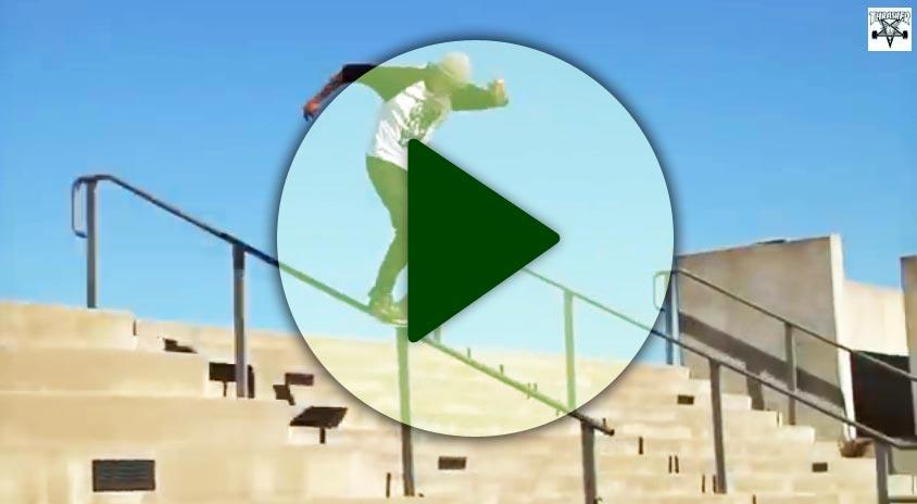 skater Ryan Decenzo video part