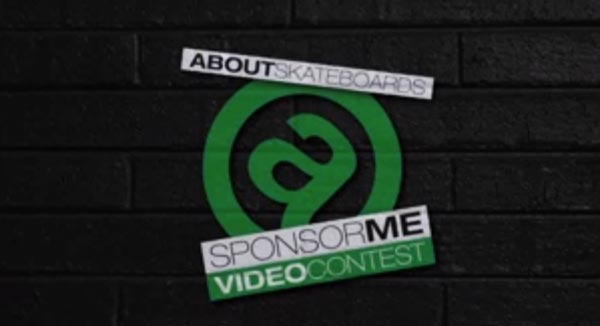 videos contest sponsor me About Skateboards