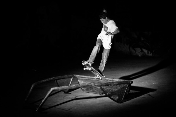 madenom skateboard blunt slide