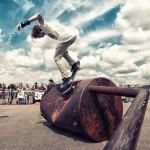 Madneom : Sculpteur d'acier et skater