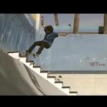 Skateboarding perspective
