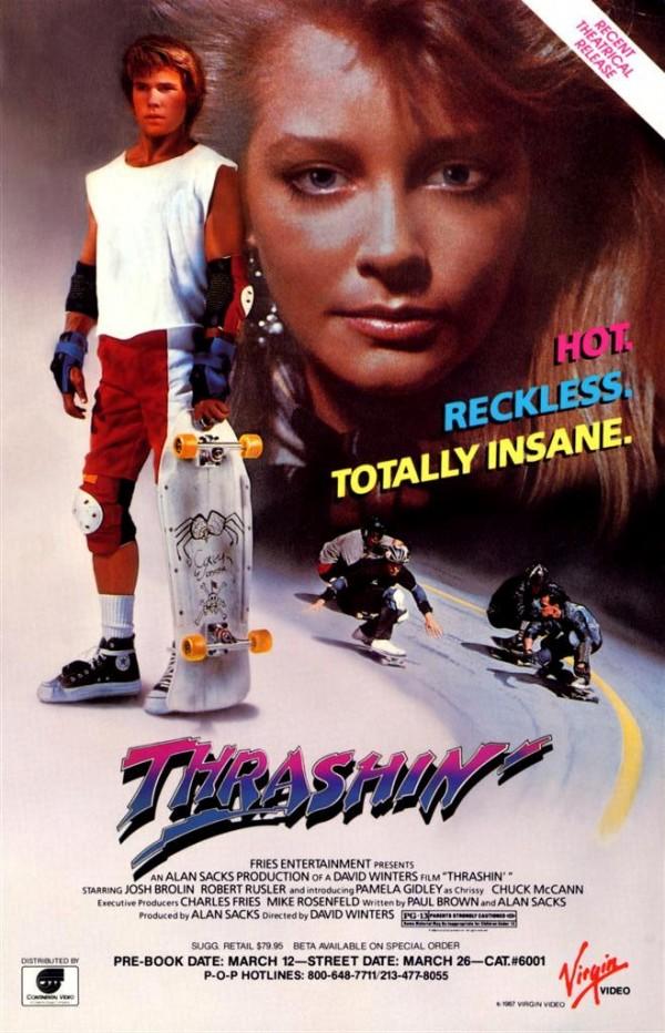 Thrashin' : La skate culture des débuts