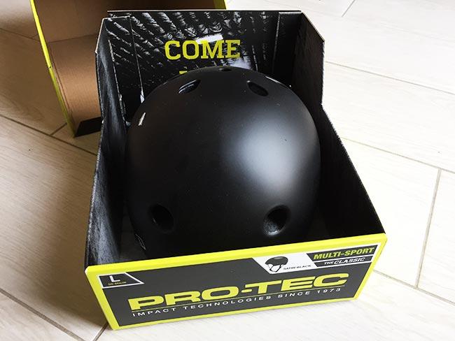 protections de skate pro tec casque