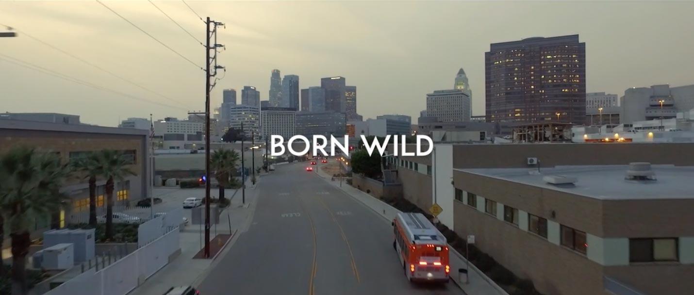 Born Wild : court métrage skate