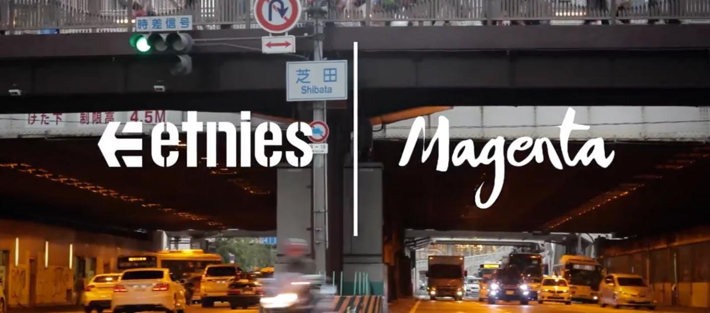 Osaka Nights : Skate Collaboration