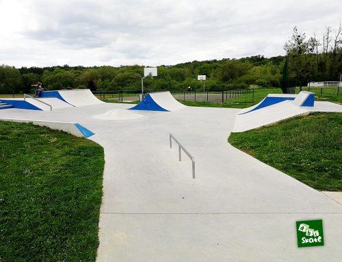 Skatepark de Saint-Nom-La-Bretèche (78)