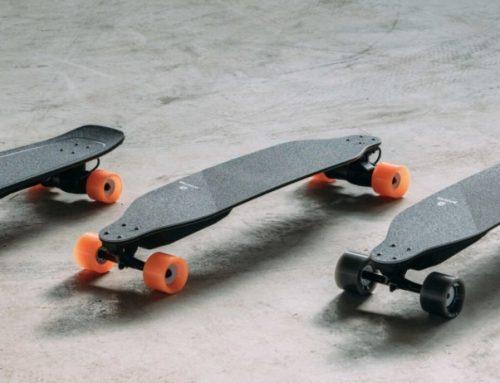 Skates électriques, le développement d'une tendance !