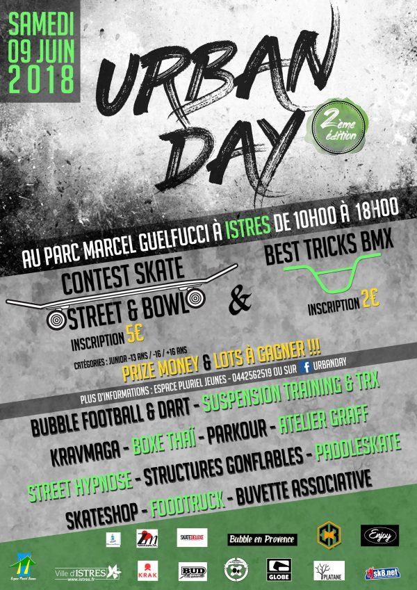 Programme Urban Day 2018