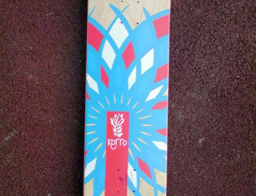 Lancement du concours Korro Skateboards – Abcskate