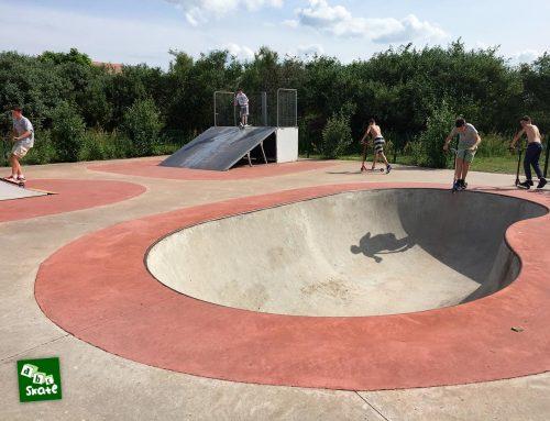 Skatepark de Carrières-sous-Poissy (78)