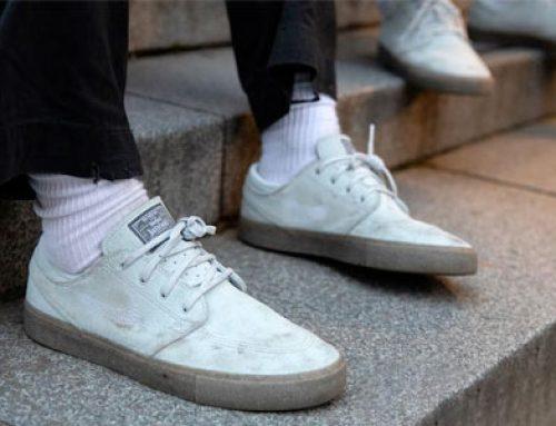 Nike SB créé une chaussure skate, écologique, avec 50% des matériaux recyclés