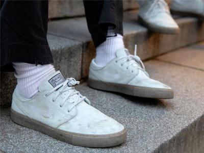 Nike SB créé une chaussure skate, écologique, avec 50% des ...