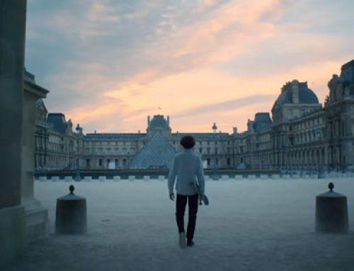 Le skateboard dans toute sa splendeur: ride artistique dans Paris