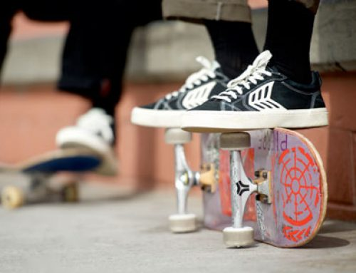 Cariuma la chaussure de skate, skateshoes, 100% naturel