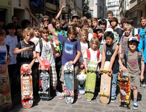 L'association Paris Skate Culture et ses cours de skate