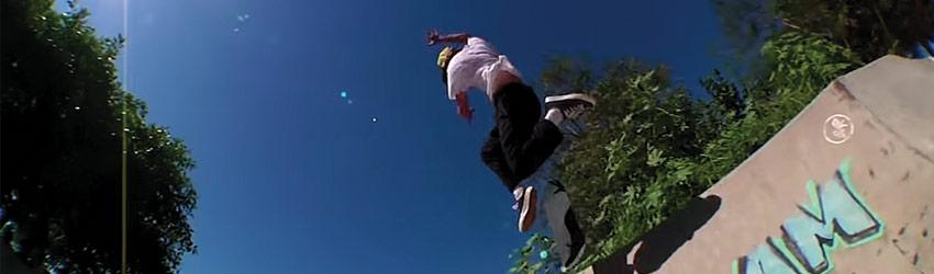 AbcSkate skate skateboard Converse Cons Seize the Seconds Video