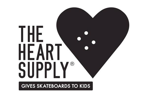 AbcSkate skate skateboard marque the heart machine