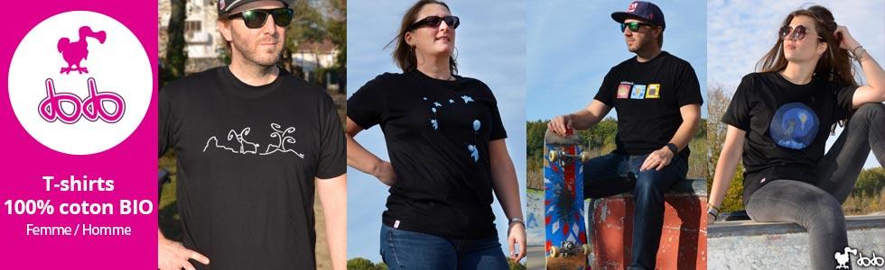 t-shirts original Dodo