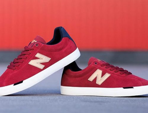 NM22 la nouvelle skateshoes de New Balance