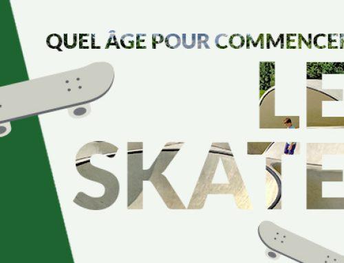 Quel âge pour faire du skate ?