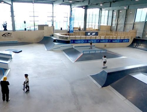 Championnat de France de skateboards Street 2021