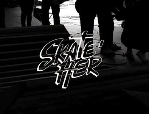Interview Skate'Her à RVCA Paris